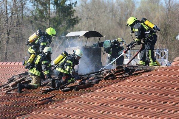 Brandeinsatz vom 27.03.2017  |  (C) Feuerwehr Bad Reichenhall (2017)